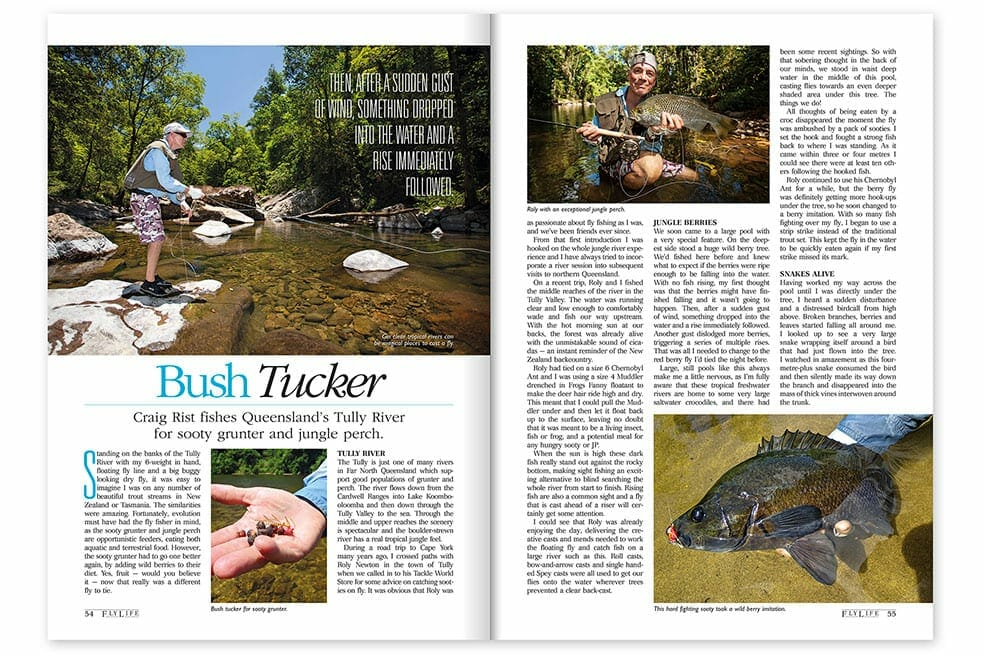bush tucker issue 86