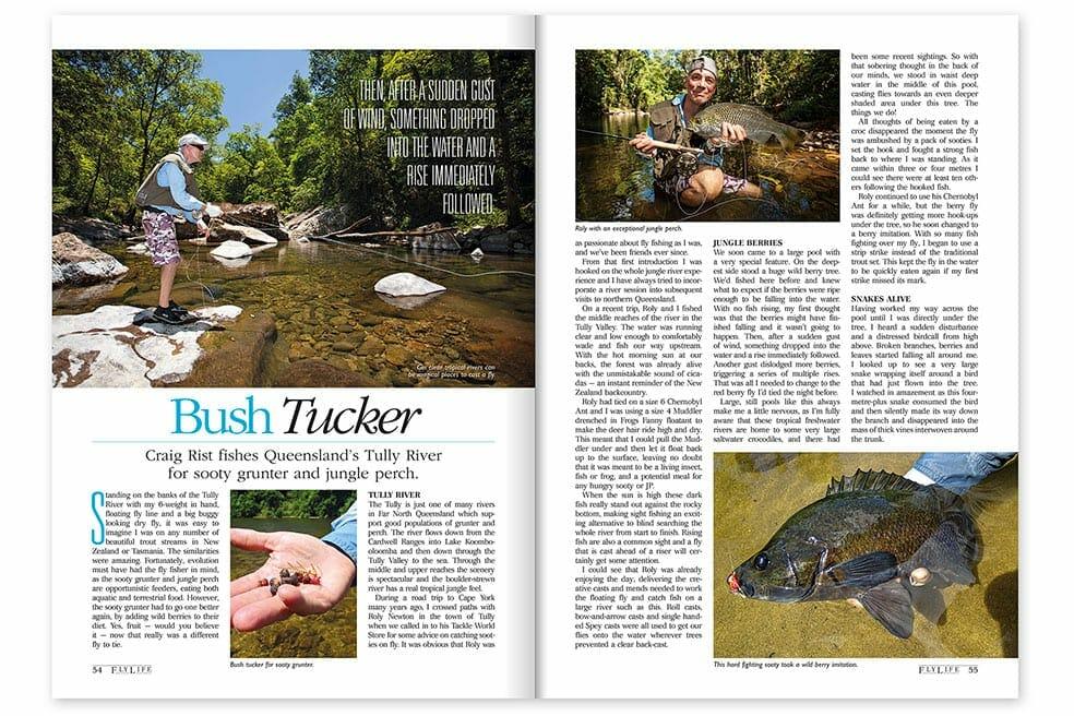 bush tucker issue 86