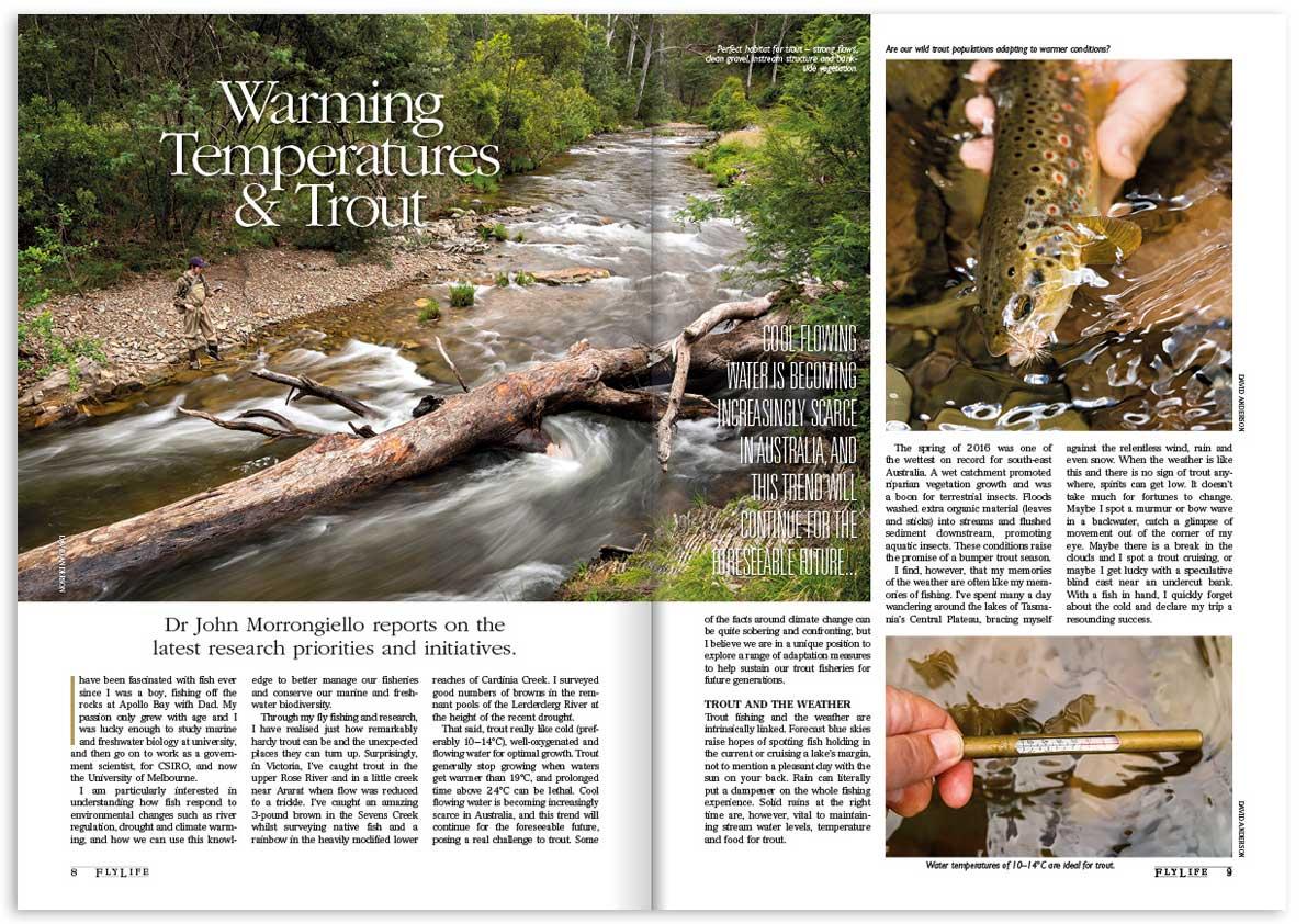 Temperature & Trout issue 87