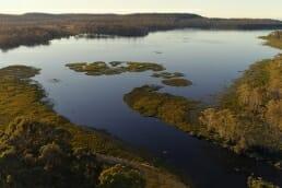 Penstock Lagoon
