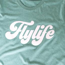 "FlyLife ""Velvet"" Masthead 7tees Short Sleeve"