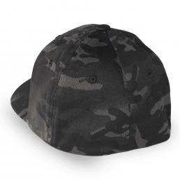 FlyLife Black Camo Flexfit Cap